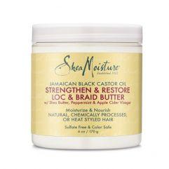 Strengthen & Restore Loc & Braid Butter (170 g)