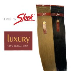 "Luxury EW Indian Human Hair Weave 50cm (20"")"
