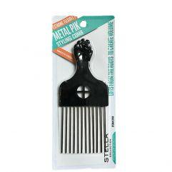 Metal Pik Styling Comb