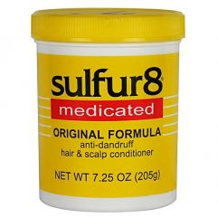 Medicated Original Formula Anti Dandruff Hair & Scalp Conditioner, 205 g