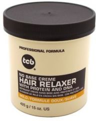 No Base Creme Hair Relaxer