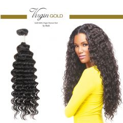 "Virgin Gold Brazilian Curl 40cm (16"")"