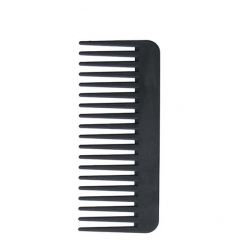 Delrin Pom Wide-Tooth Comb 16cm plastic