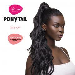 "Feme Pony Wrap - Sashay (61cm - 24"")"